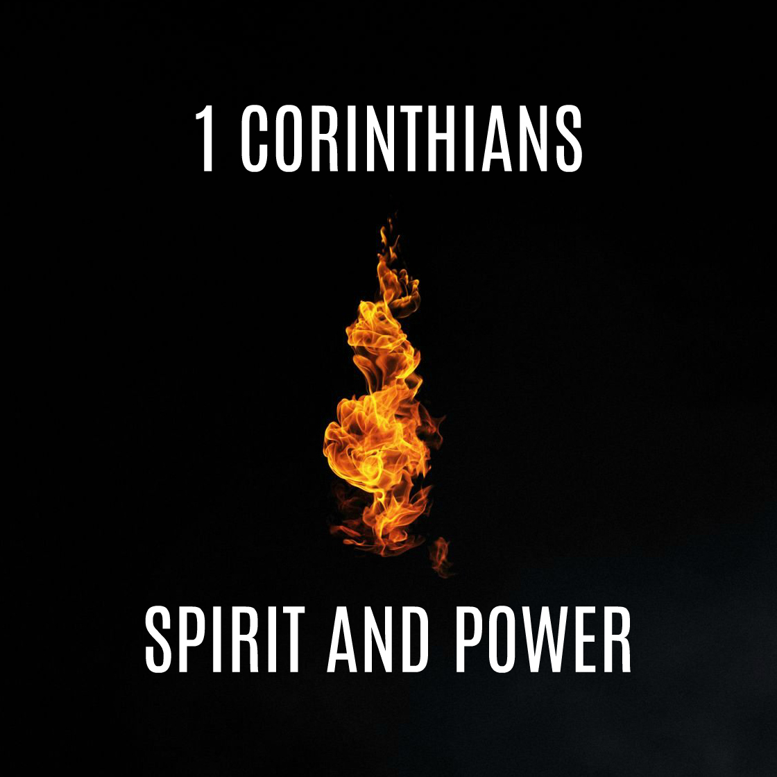 1st Corinthians : Spirit and Power